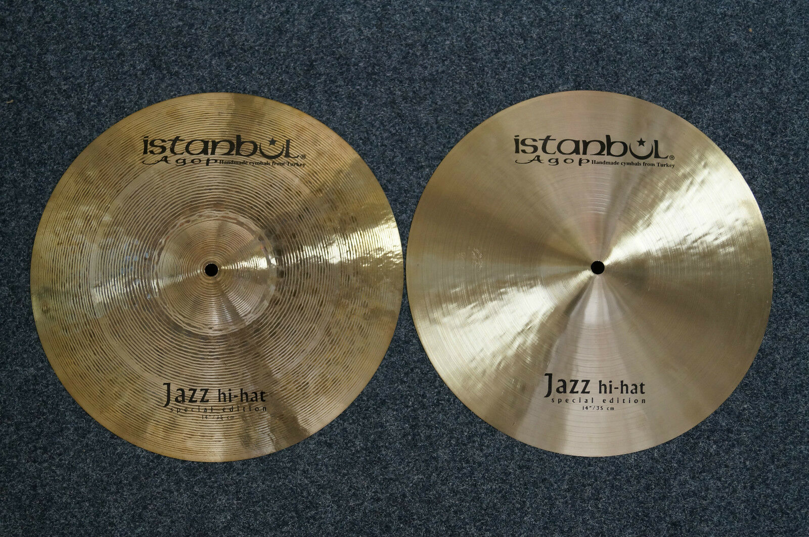 Istanbul Agop Special Edition Jazz Hihat 14
