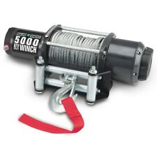 Badlands 5000lb ATV Utility Electric Power Winch Automatic
