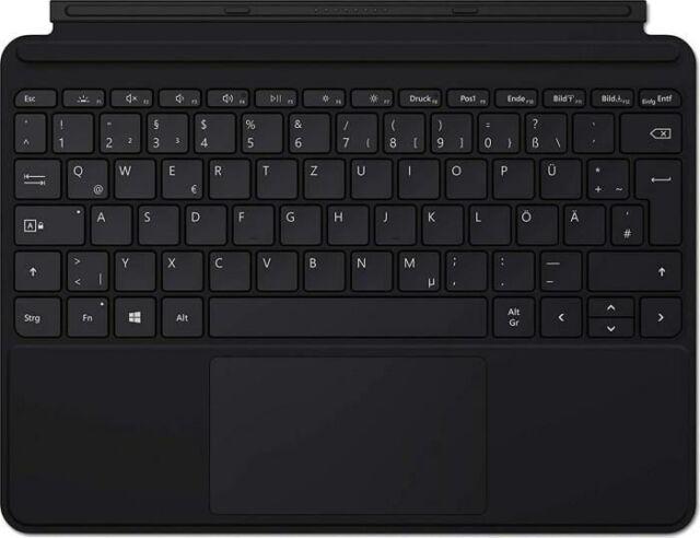 Microsoft Surface Go 2 Type Cover Schwarz Retail Edition (Zubehör Notebook)
