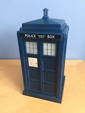 Doctor Who 10th Dr Flight Control Tardis, Light, Sound Fx, For Action figures