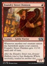 Foundry Street Denizen  x4 NM M15 2015 Core Set MTG Magic Cards Red Common