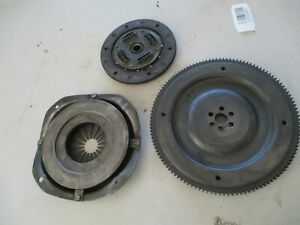 Opel-Kadett-A-B-C-1-0-1-2-Schwungscheibe-Druckplatte-Kupplungsscheibe-neuwertig