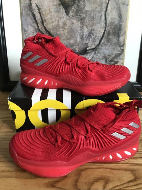 Adidas Boost SM Crazy Explosive 201 Mens Size 13 Power Red NIB
