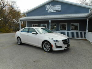 2014 Cadillac CTS LUXURY AWD/3.6L/YES ONLY 48KM!
