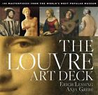 The Louvre Art Deck : 100 Masterpieces from the World's Most Popular Museum by Anja Grebe (2014, Cards,Flash Cards)