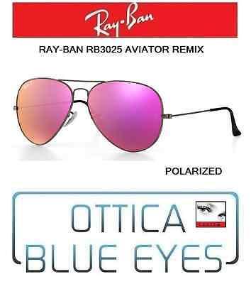 ray ban aviator 3025 usati