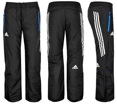 Adidas Da Donna Sci Inverno Pantaloni Foderati Allenamento Pantaloni 3s Ski Pants Nero- Nuove Varietà Sono Introdotte Una Dopo L'Altra