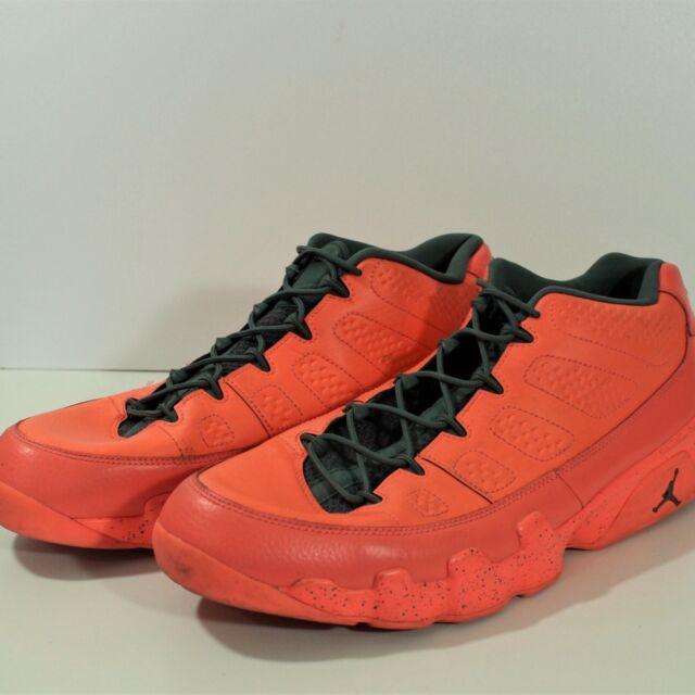 online store 16a64 79fbb Nike Air Jordan 9 IX Retro Low Bright Mango 832822-805 12
