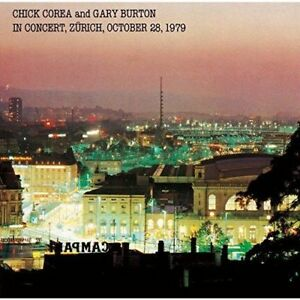 CHICK-COREA-amp-GARY-BURTON-IN-CONCERT-ZURICH-OCTOBER-28-1979-JAPAN-SHM-CD-C94