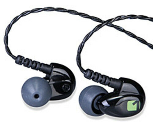 8pcs Triple Flange Replacement Eartips for Westone UM PRO 10 Earphones M-SLB