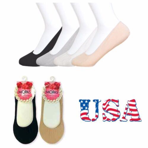 New 3 12 Ladies Foot Cover Black Beige Loafer Boat Liner Socks Basic No Show 6