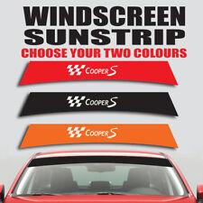 Ford Tribal windscreen side stripe decal sticker vinyl Focus Fiesta Transit Ka