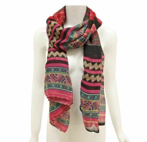 NEW LADIES LARGE SOFT PRINTED HIJAB WOMENS FLORAL SCARF SHAWL STOLE HEAD SCARVES