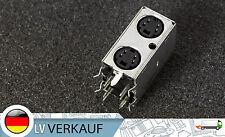 PS2 doppel Buchse Stehend, geschirmt DIY Pack für Arduino Prototyping DIY
