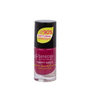 Nail-Polish-Organic-Benecos-Rose-Dark-5-ML