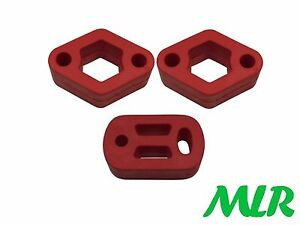 CITROEN-Saxo-1-4-1-6-Vtr-Vts-Motorsport-montajes-Gomas-de-Escape-Perchas-set-MQ