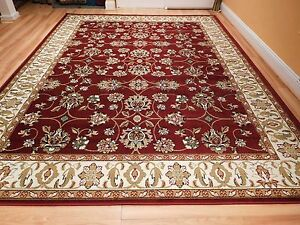 Large Traditional 8x11 Oriental Area Rug Area Rugs 5x8