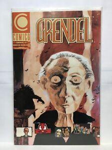 Grendel-37-VF-NM-1st-Print-Comico-Comics-Matt-Wagner