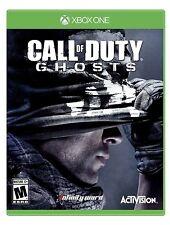 NEW Call of Duty: Ghosts COD (Microsoft Xbox One, 2013) NTSC