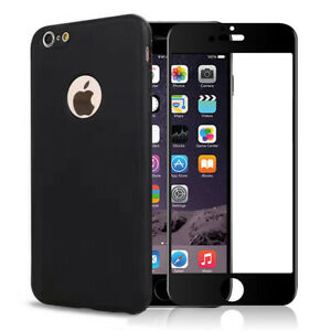 coque iphone 7 en verre trempé