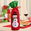 Red-Wine-Bottle-Cover-Bags-Christmas-Decor-Snowman-Santa-Claus-Party-Xmas thumbnail 12