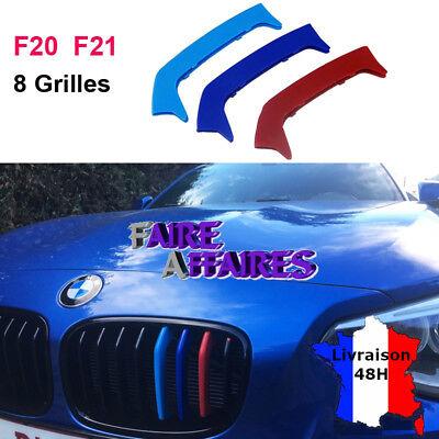 3 Clip bandes Grille Calandre BMW M Motorsport Performance E90 E91 330I 335I