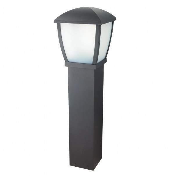 Milton farol-jardín caminos lámpara lámpara zócalo