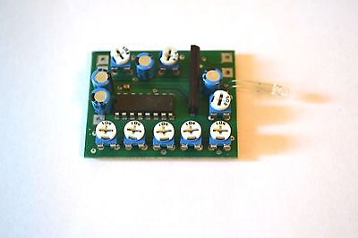 TS Sound Compressor Equalizer Board any HAM Radio transceiver IC TEN-TEC FT