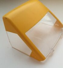 Playmobil DHL Delivery Truck Van Windshield  Spare Replacement  Part 4401