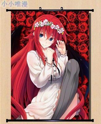 Anime high school dxd toujou koneko Scroll Home Poster Wall Decor Gift 60*90cm