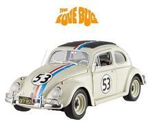 Herbie The Love Bug 1962 Volkswagon 1:18 Hot Wheels Elite Diecast Car Disney
