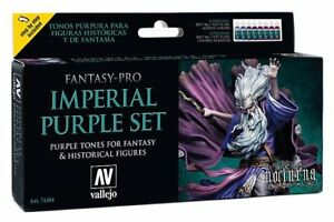 AV-Vallejo-Fantasy-Pro-Imperial-Purple-Acrylic-Paint-Set-74104