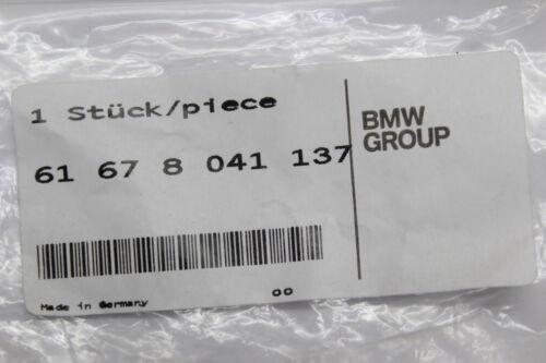 Original BMW M  E90 E91 SRA SWA Kappe Links+Rechts Stoßstange 8041137-8041138