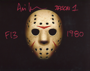Ari-Lehman-034-Jason-1-034-034-F13-1980-034-Autographed-Friday-the-13th-Jason-Voorhees-8x10