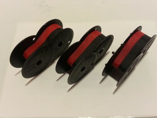 Hanimex Calculator Ribbons 1500P Hanimex 1500P Ink Ribbons 3 Pack
