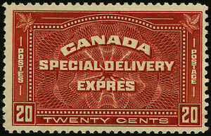 Canada 1930 Scott #E4 Mint Hinged - Fine/Very Fine