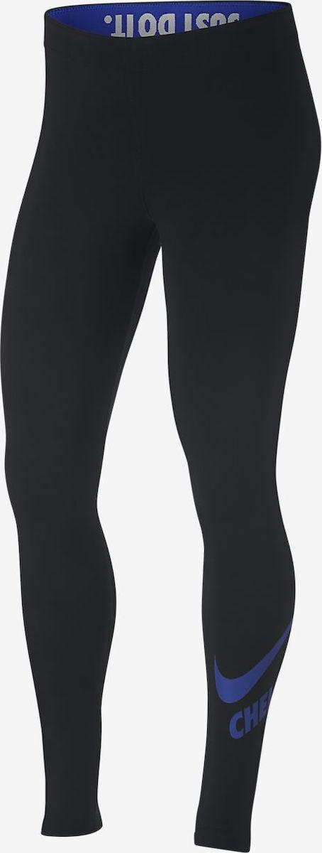 Womens NIKE Chelsea FC leg-a-see Leggings   Medium     919639-010