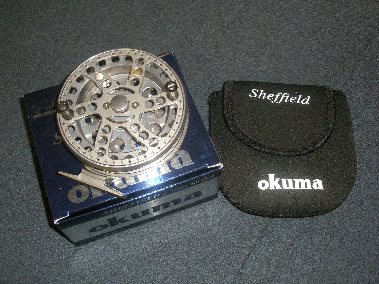 OKUMA OKUMA OKUMA SHEFFIELD Centrepin Reel Fishing Tackle e9ab83