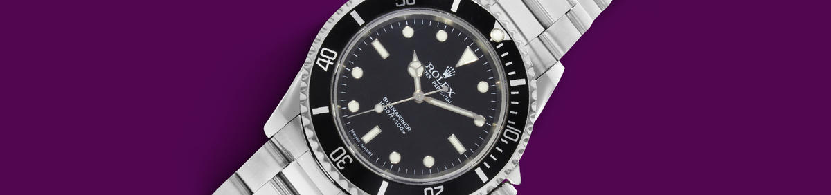 Shop Event Time to Make It Yours Rolex watches starting at 10% off.