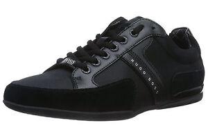 Sneaker aus Textil HUGO BOSS Outlet Kaufen Viele Arten Von Online-Verkauf Spielraum Amazon Billig Verkauf Erstaunlicher Preis Empfehlen AKFZjnCK