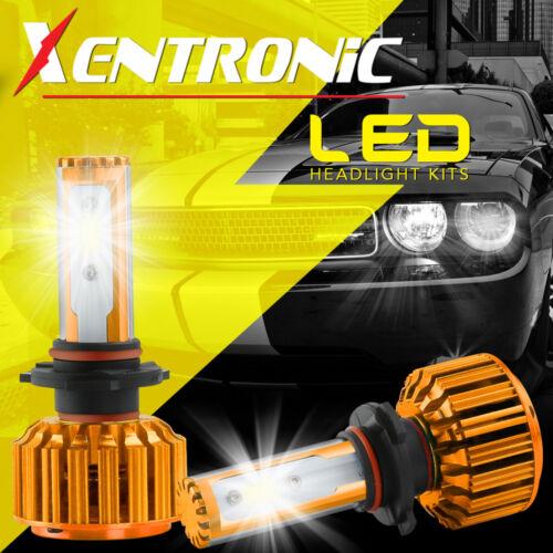 488W 48800lm High Power LED Headlight Kit H4 HB2 9003 Hi//low beam HID 6000K Bulb