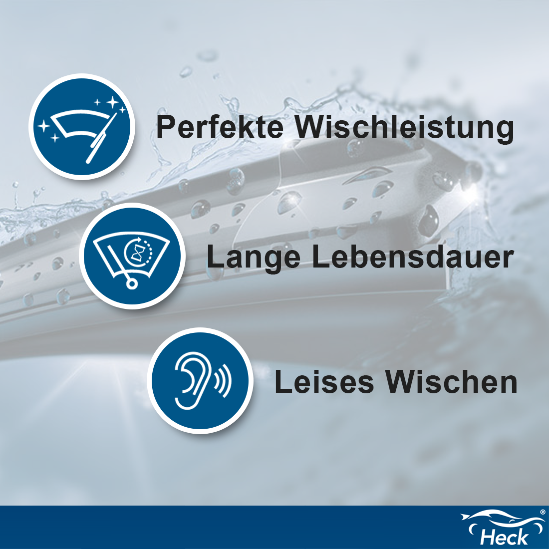 Bosch 3397016465 Scheibenwischer