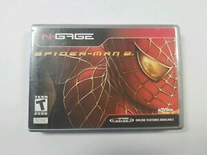 Nokia-Ngage-N-Gage-Spider-Man-2-COMPLETE