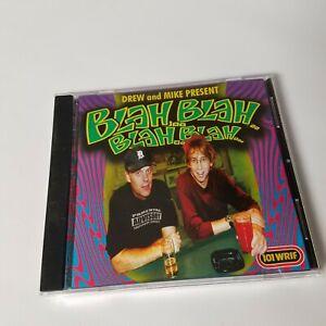 101 WRIF DETROIT DREW AND MIKE PRESENT BLAH BLAH BLAH BLAH CD Radio Michigan Oop