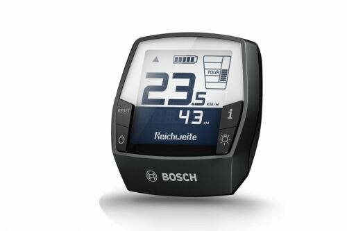 BOSCH Intuvia DisplayBrand NewAnthraciteFor Performance Line