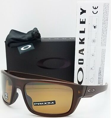 470e5497fd NEW Oakley Drop Point sunglasses Rootbeer Prizm Tungsten Polarized brown  9367-07
