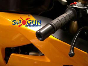 Kawasaki-1998-03-Ninja-ZX9R-ZX-9R-Shogun-Bar-Ends-Black-Bar-End