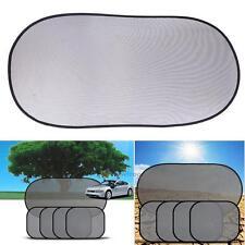 5pcs Car Side Rear Window Auto Sun Shade Visor Shield Mesh Screen Baby Sunscreen