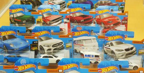 Hot Wheels Konvolut aktuelle Modelle 3er Set