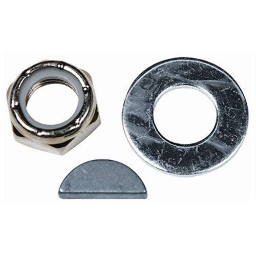 Teleflex SeaStar SA27454P Steering Wheel Locknut-Washer-Woodruff Key 3//4 Helm MD